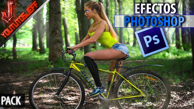 Pack de efectos para Photoshop