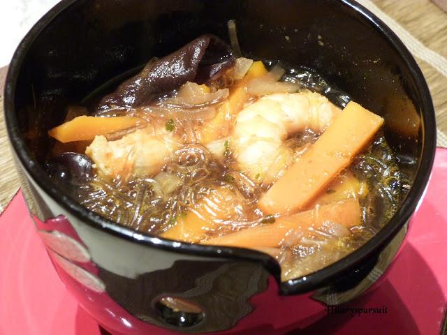 Ma super recette de soupe chinoise