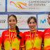 El Velódromo Luis Puig ya conoce a sus primeros campeones de España