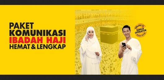 Daftar dan Harga Paket Haji Indosat Ooredoo