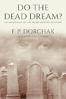 Do the Dead Dream Book Cover Dorchak