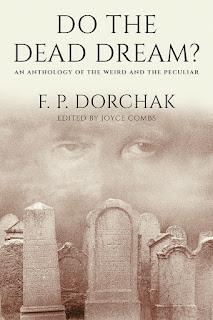 Do the Dead Dream Book Cover Dorchak