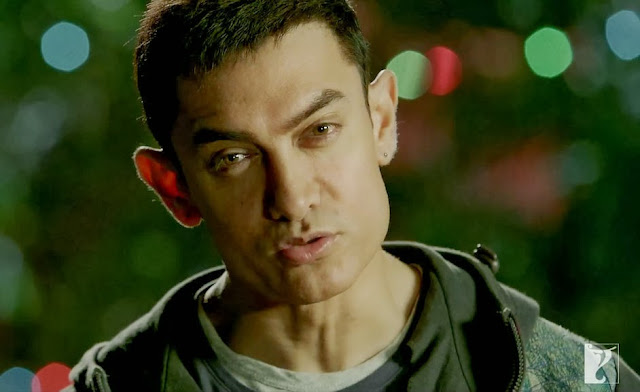 Aamir Khan Latest Gallery In Dhoom 3 Movie