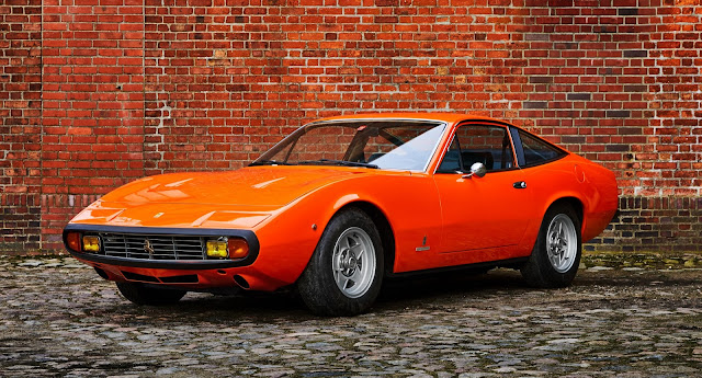 1972 Ferrari 365 GTC-4 for sale at Hallier Classic Cars GmbH for EUR 365,000 - #ferrari #gtc #classic_car #forsale