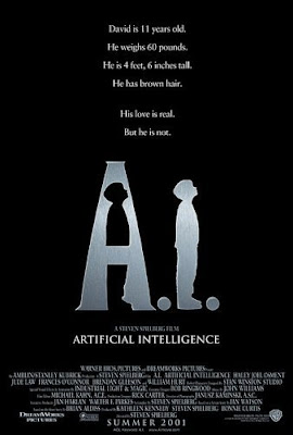 Artificial Intelligence: AI Poster