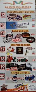 programa feria moroleón 2019