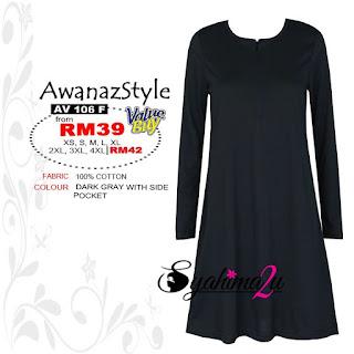 Baju_Muslimah_Awanazstyle-AV106F
