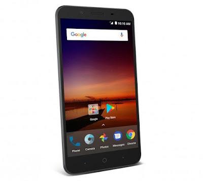 Gambar Hp ZTE Tempo X Android RAM 1GB