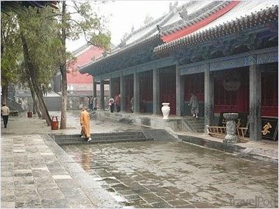 วัดเส้าหลิน (Shaolin Temple)