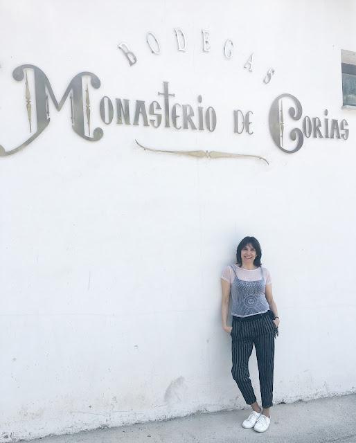 Visita a las Bodegas del Monasterio de Cangas
