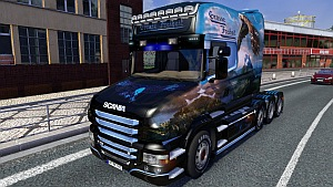 Grosse Freiheit skin for Scania T