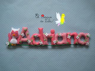 nombre-fieltro-name-banner-guirnalda-felt-feltro-elbosquedelulu-Adriana-decoración-infantil-regalo-personalizado-hechoamanoaparati
