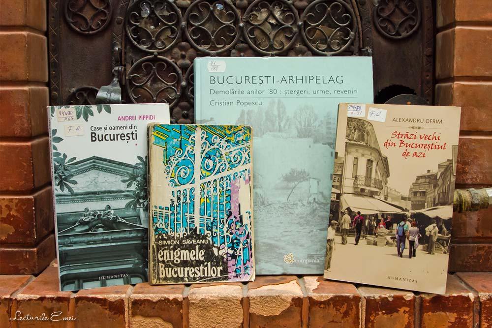 carti despre Bucuresti