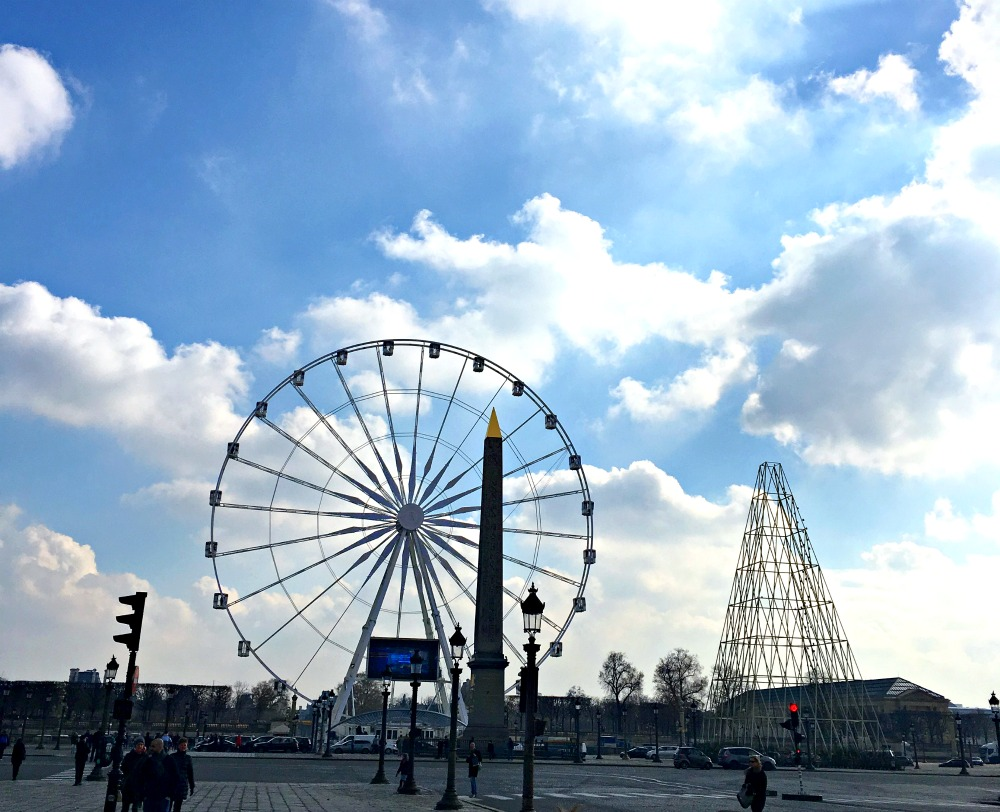 The Big Weel,PlacedelaConcore,Paris,Ninasstyleblog