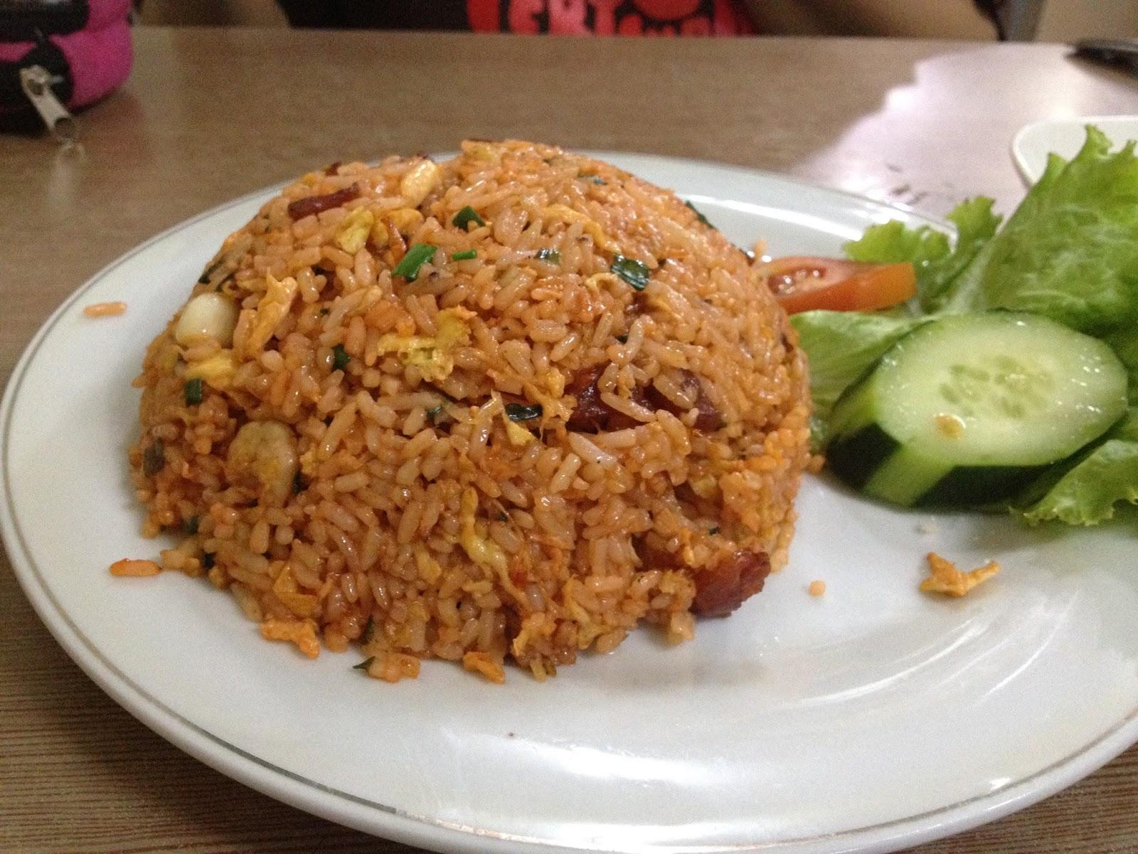 resepi nasi goreng biasa