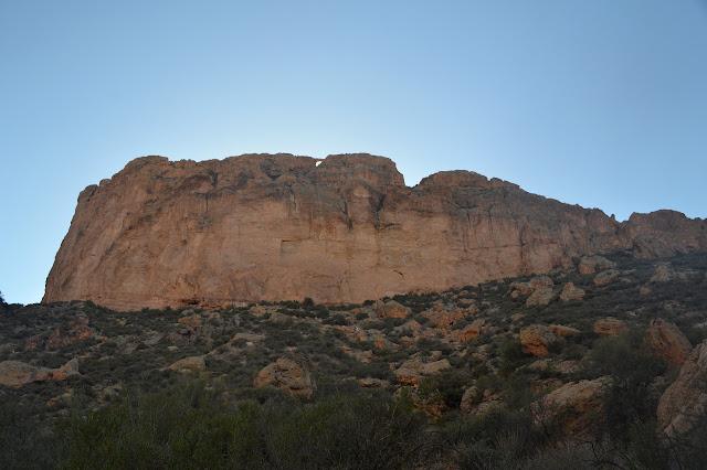 Palomino Mountain