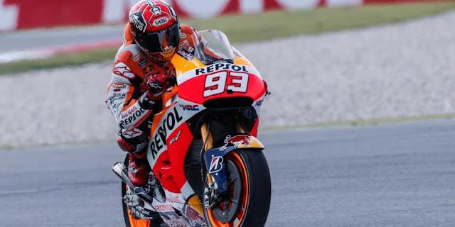 Ubah Sedikit Setingan, Motor Marquez Lebih Cepat