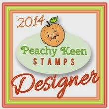 Peachy Keen Stamps