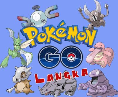 Daftar Pokemon Langka di Pokemon GO