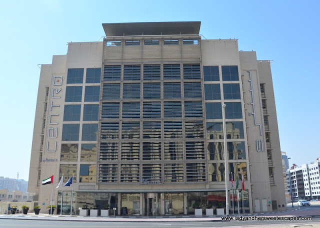 affordable business hotel in Dubai