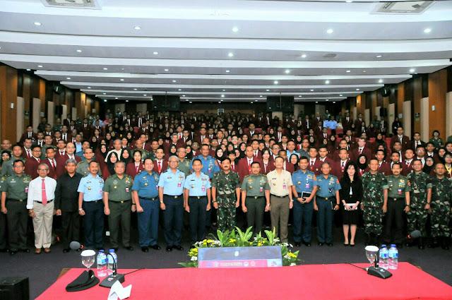 Panglima TNI : TNI Siap Menjaga Kedaulatan dan Keutuhan NKRI