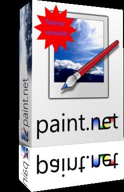 Paint.NET 4.2.12 Final + Pack de Plugins - Nueva versión final de este completísimo editor de imágenes gratuito
