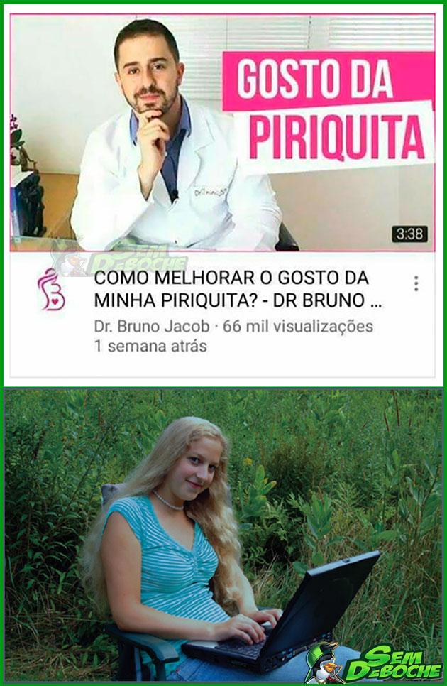 GOSTO DA PIRIQUITA