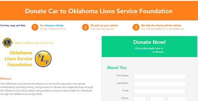 Oklahoma Lions Ranch area.