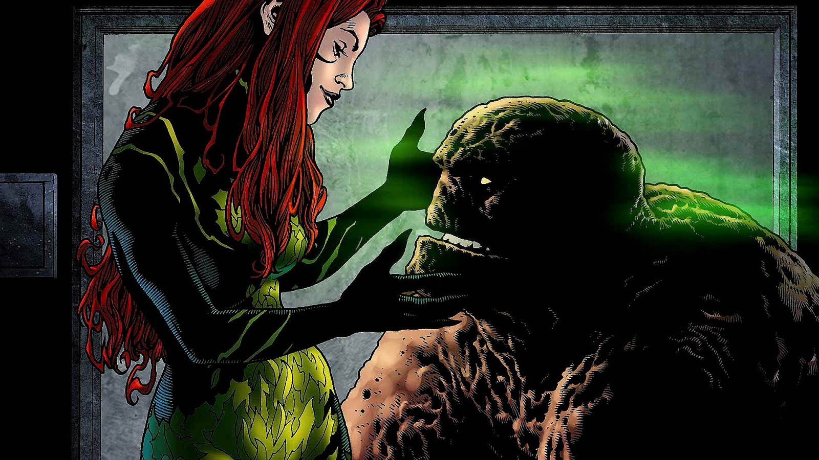 Pictures Of Poison Ivy The Villain Villa Choices