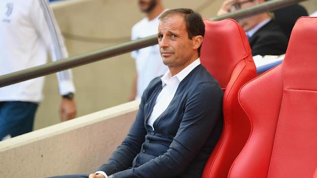 Pelatih Juventus Sama Sekali Tidak Risau