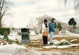 الرجل الذي حضر جنازته