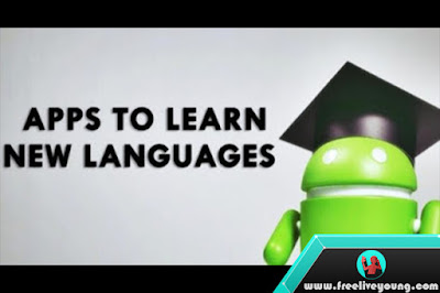 The Best app Android for learning language English, Spanish, French, Japanese, Chinese, Italian, German and Other