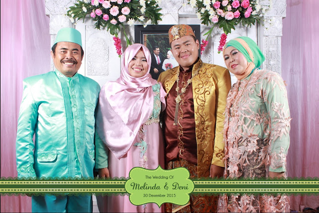 Wedding Photo Booth Bandung