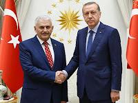 AK Party Turki Pilih Yildirim Sebagai Ketua Baru
