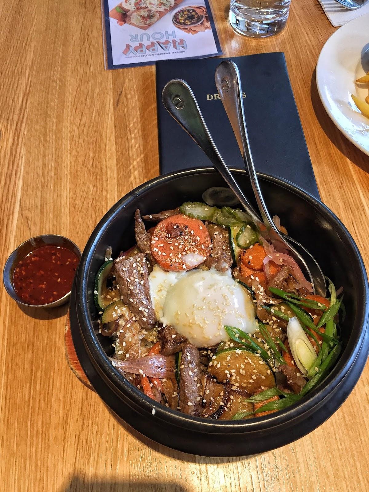 Zain's Halal Reviews: Earl's Kitchen and Bar: A More
