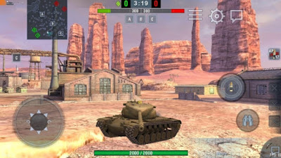 Download World of Tanks Blitz Mod Apk for Android