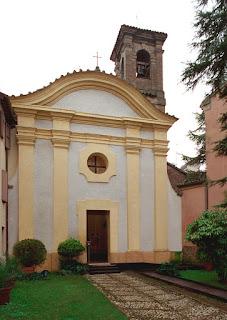 Santa Eufemia facciata