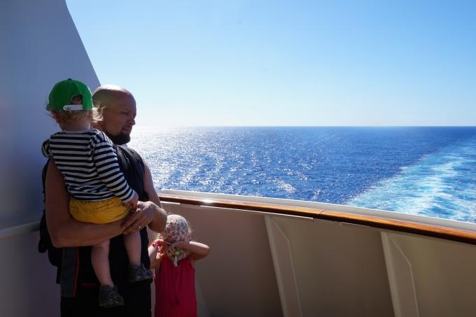 MSC Divina, Karibian risteily. Laivan yleiset tilat