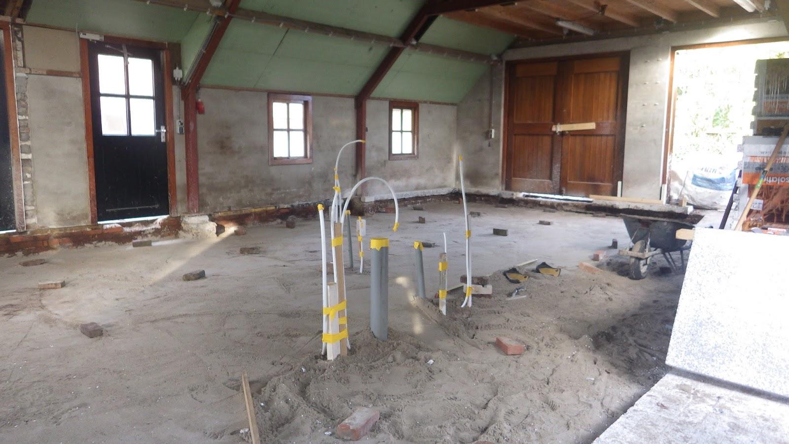 Isolatie vloer op zand vloer isoleren kruipruimte isoleren alle