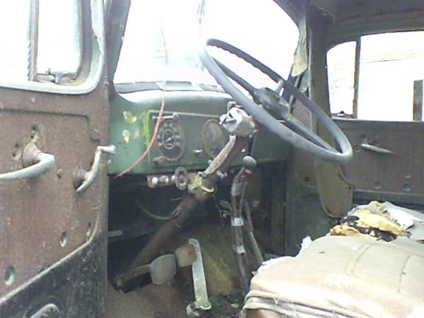 1951 Mack A-30 Truck