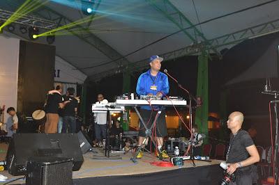 DJ Roundhead di AMF