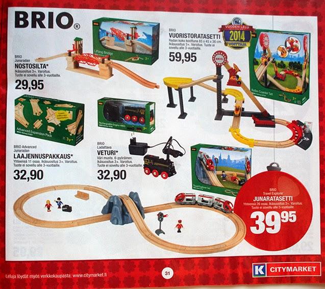 joulu lelulehti 2018 Lukemisia lapsille ja myös lasten vanhemmille: Joulun lelulehdet 2014 joulu lelulehti 2018