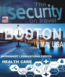 Boston, Masačusets – Bezbednost i zdravstvena zaštita