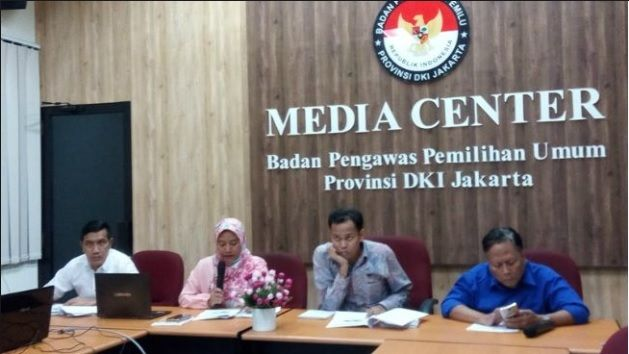 Bawaslu DKI: Laporan terhadap Jokowi Tak Memenuhi Unsur Pidana Pemilu