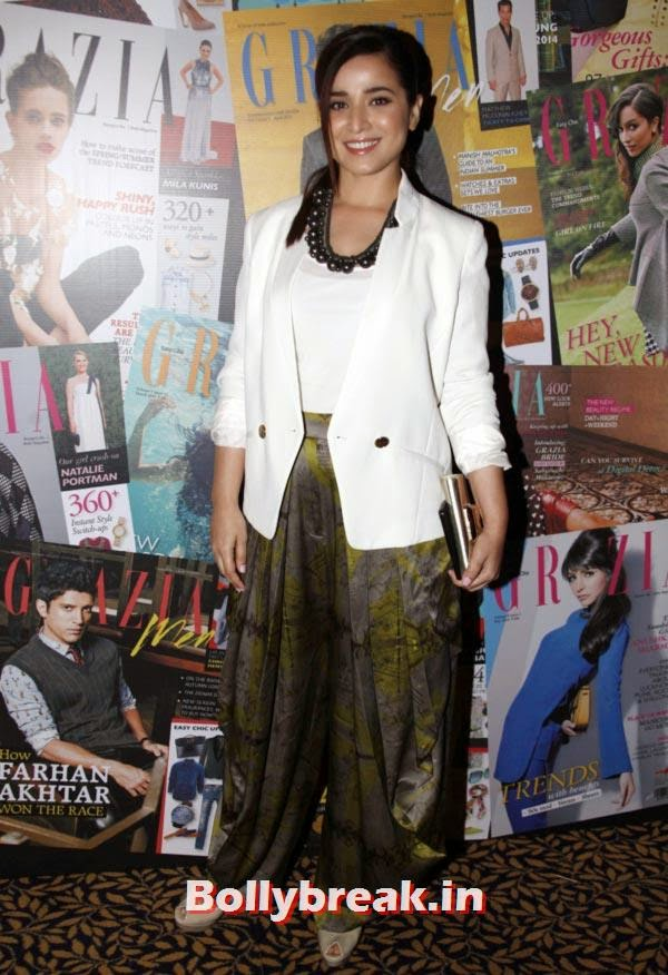 Simone Singh, Grazia Young fashion Awards Pics