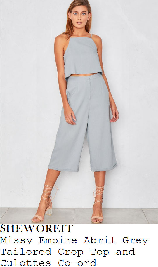 chloe-lewis-missy-empire-abril-pale-grey-sleeveless-cami-strap-square-neckline-relaxed-fit-crop-top-and-matching-high-waisted-wide-leg-culottes