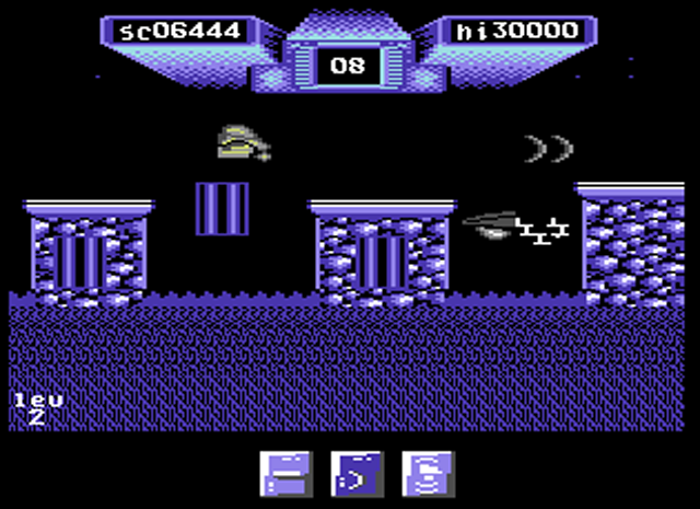 Commodore 64 Screenshot