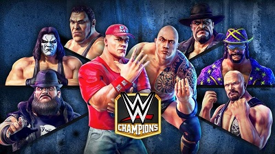 Download WWE Champions Mod Apk v0.320 Unlimited Money