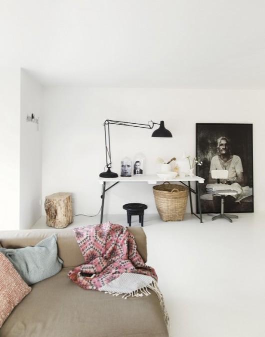 salon de estilo nordico chic chicanddeco