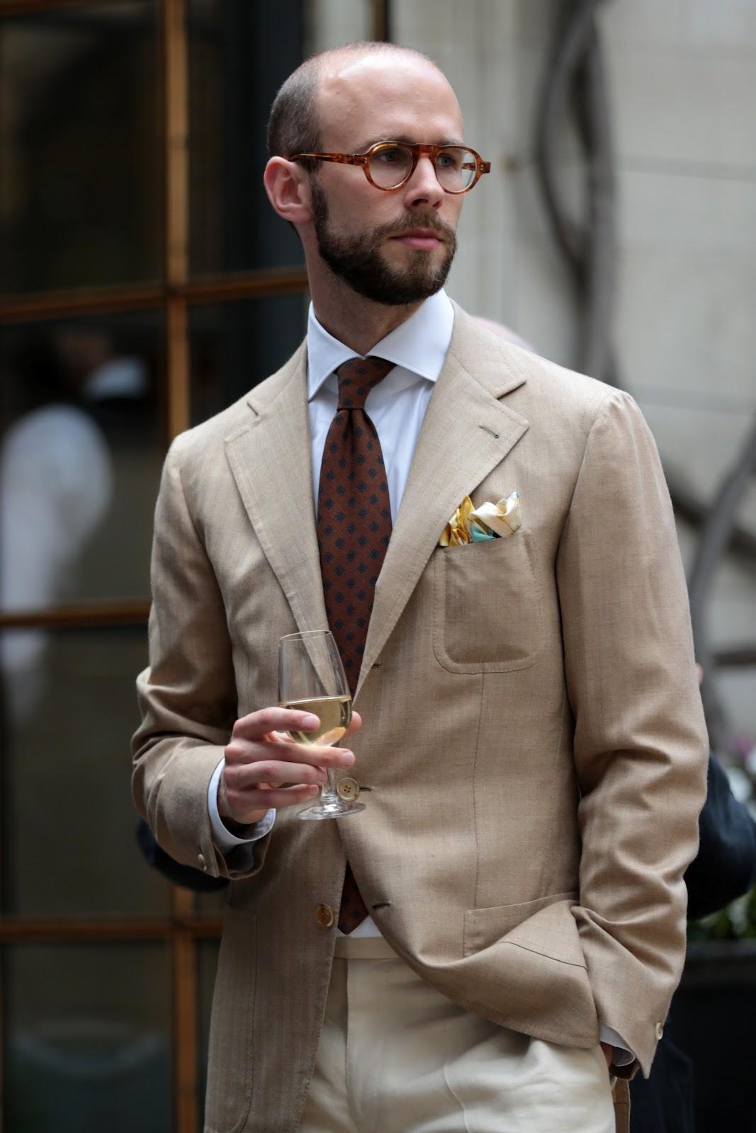 Elia Caliendo jacket – Permanent Style